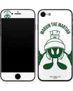 Marvin the Martian Big Head iPhone SE Skin