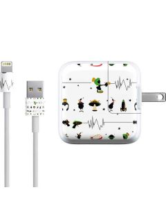 Marvin the Martian Gadgets iPad Charger (10W USB) Skin