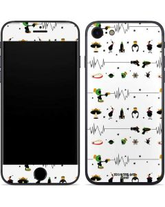 Marvin the Martian Gadgets iPhone SE Skin
