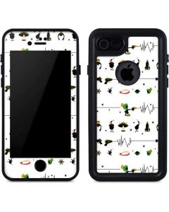 Marvin the Martian Gadgets iPhone SE Waterproof Case