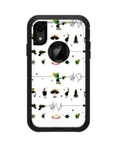 Marvin the Martian Gadgets Otterbox Defender iPhone Skin