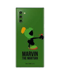 Marvin the Martian Identity Galaxy Note 10 Skin