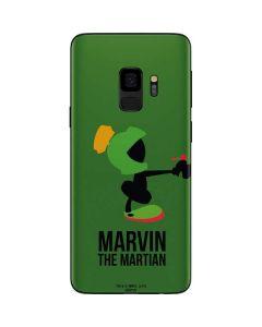 Marvin the Martian Identity Galaxy S9 Skin
