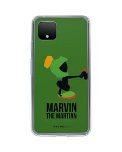 Marvin the Martian Identity Google Pixel 4 XL Clear Case