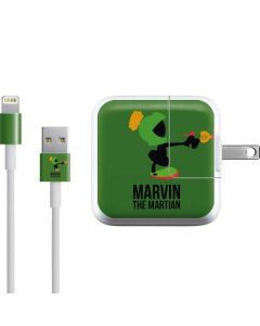 Marvin the Martian Identity iPad Charger (10W USB) Skin