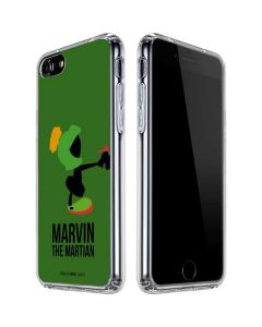 Marvin the Martian Identity iPhone SE Clear Case
