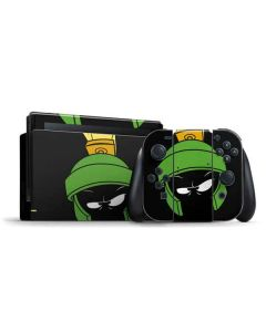 Marvin the Martian Nintendo Switch Bundle Skin
