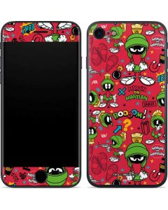 Marvin the Martian Patches iPhone SE Skin