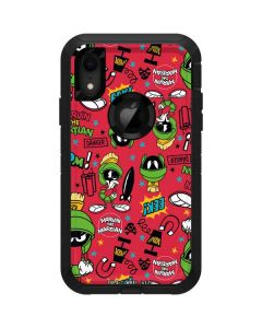 Marvin the Martian Patches Otterbox Defender iPhone Skin
