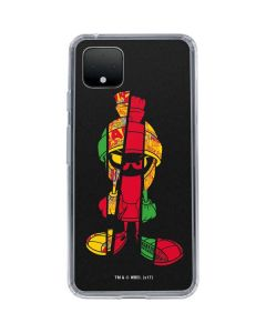 Marvin the Martian Sliced Google Pixel 4 Clear Case