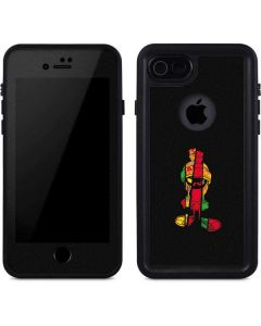 Marvin the Martian Sliced iPhone SE Waterproof Case