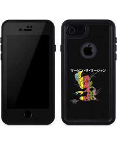 Marvin the Martian Sliced Juxtapose iPhone SE Waterproof Case