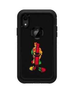 Marvin the Martian Sliced Otterbox Defender iPhone Skin