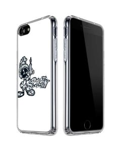 Marvin The Martian Spacey iPhone SE Clear Case