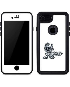 Marvin The Martian Spacey iPhone SE Waterproof Case