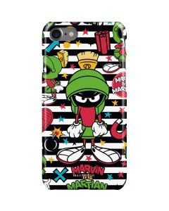 Marvin the Martian Striped Patches iPhone SE Lite Case