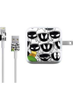 Marvin the Martian Super Sized iPad Charger (10W USB) Skin