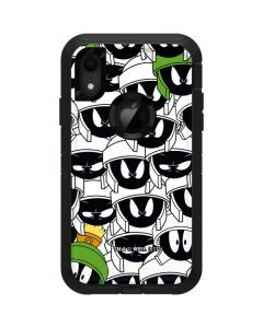 Marvin the Martian Super Sized Otterbox Defender iPhone Skin