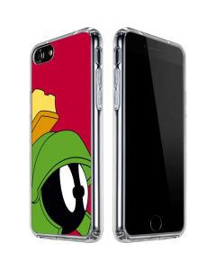 Marvin The Martian Zoomed In iPhone SE Clear Case