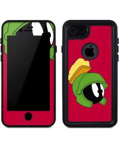 Marvin The Martian Zoomed In iPhone SE Waterproof Case