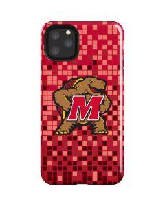Maryland Terrapins Digi Camo iPhone 11 Pro Max Impact Case