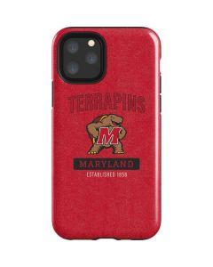 Maryland Terrapins Established 1856 iPhone 11 Pro Impact Case