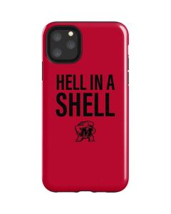Maryland Terrapins Hell In A Shell iPhone 11 Pro Max Impact Case