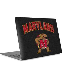 Maryland Terrapins Apple MacBook Air Skin