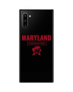 Maryland Terrapins Mascot Galaxy Note 10 Skin