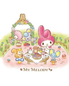 My Melody Tea Party Apple MacBook Pro 17-inch Skin