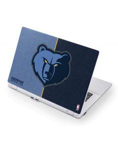 Memphis Grizzlies Canvas Acer Chromebook Skin