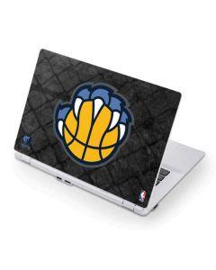 Memphis Grizzlies Dark Rust Acer Chromebook Skin