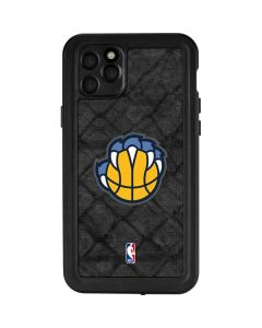 Memphis Grizzlies Dark Rust iPhone 11 Pro Max Waterproof Case