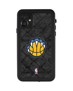 Memphis Grizzlies Dark Rust iPhone 11 Waterproof Case