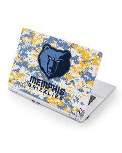 Memphis Grizzlies Digi Camo Acer Chromebook Skin