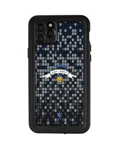 Memphis Grizzlies Digi iPhone 11 Pro Max Waterproof Case