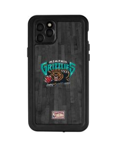 Memphis Grizzlies Hardwood Classics iPhone 11 Pro Max Waterproof Case