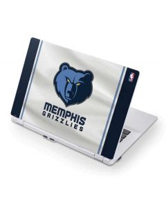 Memphis Grizzlies Home Jersey Acer Chromebook Skin
