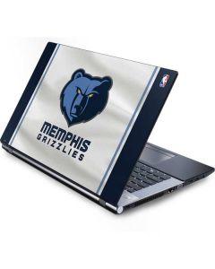 Memphis Grizzlies Home Jersey Generic Laptop Skin