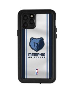 Memphis Grizzlies Home Jersey iPhone 11 Pro Waterproof Case