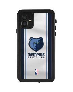 Memphis Grizzlies Home Jersey iPhone 11 Waterproof Case