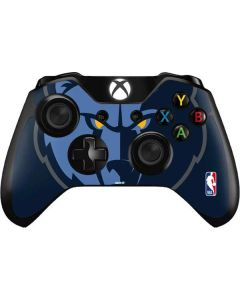 Memphis Grizzlies Large Logo Xbox One Controller Skin