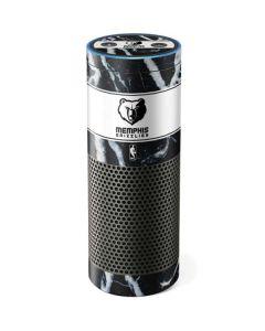Memphis Grizzlies Marble Amazon Echo Skin