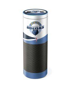 Memphis Grizzlies Split Amazon Echo Skin