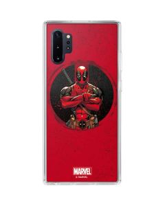 Merc With A Mouth Galaxy Note 10 Plus Clear Case