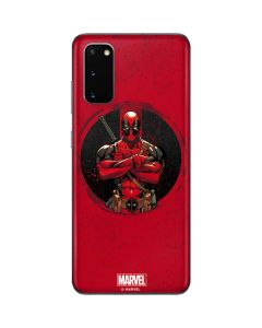 Merc With A Mouth Galaxy S20 Skin