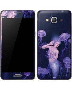 Mermaid and Jellyfish Galaxy Grand Prime Skin