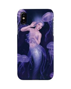 Mermaid and Jellyfish iPhone XS Max Lite Case