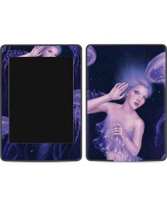 Mermaid and Jellyfish Amazon Kindle Skin