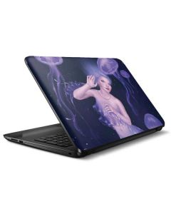 Mermaid and Jellyfish HP Notebook Skin